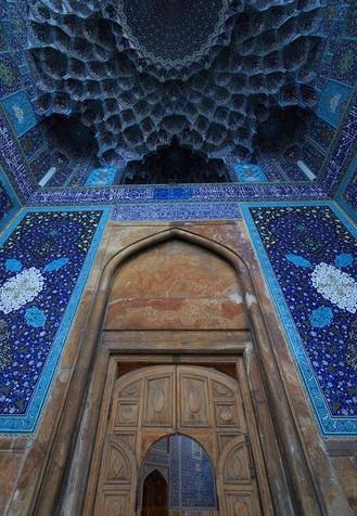puerta islam arquitectura sunnismo